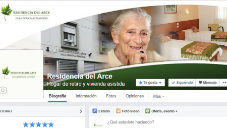 Residencia del Arce - Marketing de Contenidos