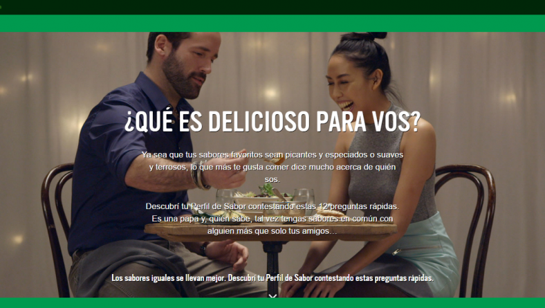 Knorr: experimento social y marketing digital